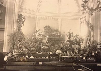 Harvest Festival 1900s
